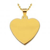 Жетон «Сердце», золото