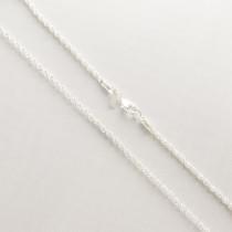 Декоративная цепочка, серебро