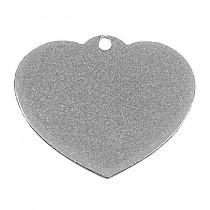 Жетон «Сердце», серебро