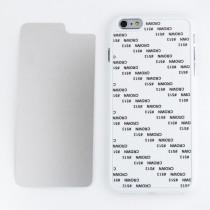 2D-чехол для сублимации на iPhone 6 PLUS, белый
