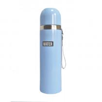 Термос «Water», светло-голубой, 500 мл