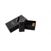 USB-зажигалка 063, цвет черный