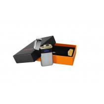 USB-зажигалка 064, цвет серебро