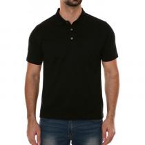 Рубашки поло черные мужские (6)