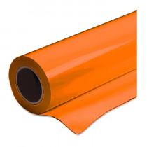 Пленка «PU Flex UniTex», оранжевая.