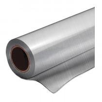 Пленка «PU Flex UniTex», серебряная