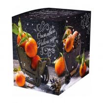 Подарочная коробка для кружки «Счастливого Нового года»