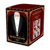 Подарочная коробка для кружки «Мужская»