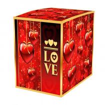 Подарочная коробка для кружки «Love»