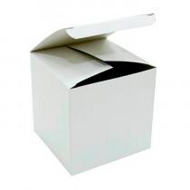 Подарочная коробка для кружки, белая