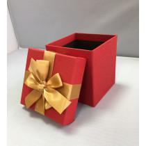 Подарочная коробка 047 К красная