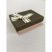 Ювелирная коробка 026 Ж темная