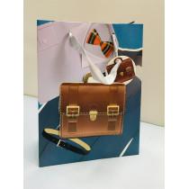 Подарочный пакет вертикальный, мужской (в ассортименте маленький)