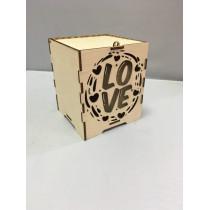 Коробка подарочная из фанеры Big Boss