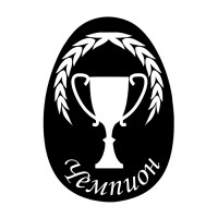 Ложка с гравировкой, шаблон «Чемпион» №20