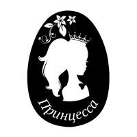 Ложка с гравировкой, шаблон «Принцесса» №21